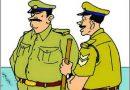 पोलिसांना चकमा देऊन पळत असताना चौथ्या मजल्यावरून पडल्याने एकाचा मृत्यू
