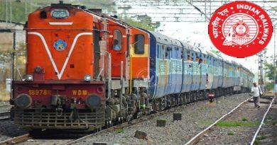 भारतीय रेल्वेने 1 दशलक्षाहून अधिक गरजू व्यक्तींना शिजविलेले गरम अन्न मोफत पुरविले